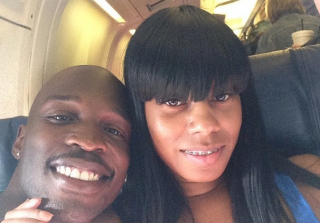 Chad Ochocinco Confirms He\'s Expecting With New Girlfriend