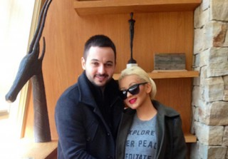 Christina Aguilera: Matt Rutler and I \