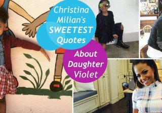 Christina Milian's Sweetest Quotes About Daughter Violet! (VIDEO)