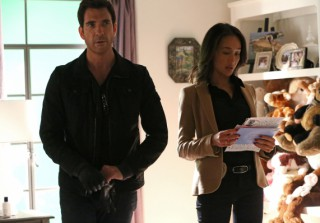 Dylan McDermott and Maggie Q Are Engaged — He Reportedly Proposed Months Ago!