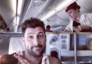 Maksim Chmerkovskiy Lost His Virginity at 16 — To a Model! (VIDEO)