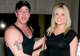 Michael Lohan's Wife Kate Major Arrested After Flight, Forced Into Rehab