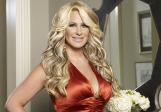 Kim Zolciak Shares Amazing Throwback From Her First TV Show (PHOTO)