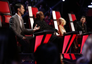 The Voice Season 8 Adds Mentors Nick Jonas, Meghan Trainor, Ellie Goulding, and Lionel Richie