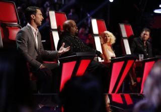 The Voice Season 8 Adds Mentors Nick Jonas, Meghan Trainor, Ellie Goulding, and Lionel Richie