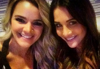 Andi Dorfman and Nikki Ferrell Dance on Table After Their Breakups (VIDEO)