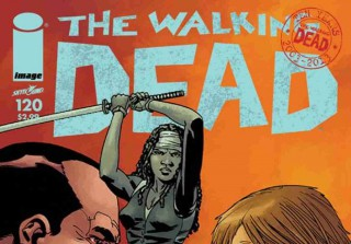 The Walking Dead Comics 2014: Who Was Voted \