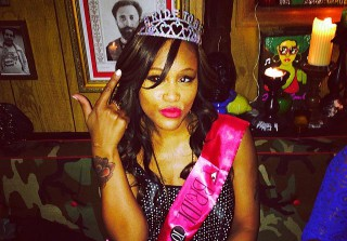 Rapper Eve Shares Details About Her Brand New Movie With This Ring (VIDEO)