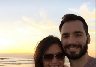 Newlyweds Desiree Hartsock and Chris Siegfried Show Off Their Wedding Rings! (PHOTO)