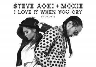 Steve Aoki and Moxie Raia Release New Club Anthem \