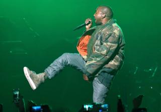 Kanye West: Fashion Mistakes Are Like \