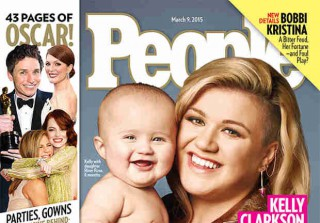 New Mom Kelly Clarkson Opens Up About 8-Month-Old Daughter! (PHOTO)