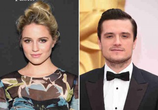 Is Dianna Agron Dating Josh Hutcherson?