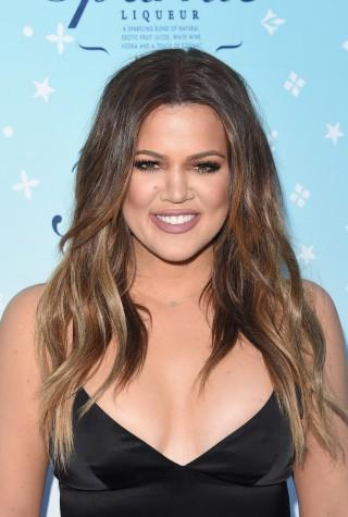 Khloe Kardashian Celebrates Launch Of HPNOTIQ Sparkle