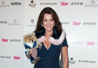 "Lisa Vanderpump Calls Kim Richards' Problems a ""Sad Situation"""