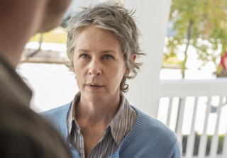 Melissa McBride Reveals the Fate of Carol and Morgan in \'TWD\' Season 7