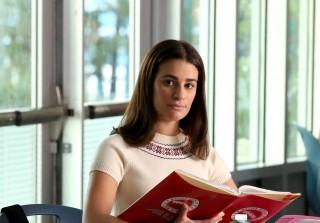 Glee Series Finale: Listen to Lea Michele's Last Solo (AUDIO)