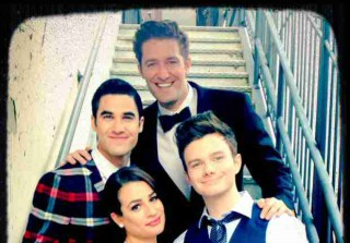 Glee Series Finale: Cast Gets Emotional on Their Last Day of Filming