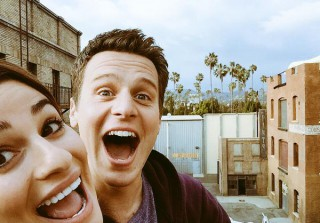 """Glee Season 6: Lea Michele and Jonathan Groff Sing """"Listen to Your Heart"""""""