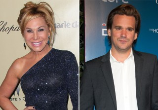 Adrienne Maloof's Ex, Sean Stewart, Arrested at Miami Airport — Report