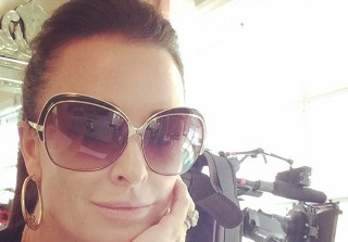 Kyle Richards Opens Up About Weight: \