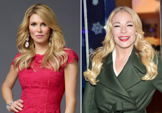 LeAnn Rimes Takes a Dig at Brandi Glanville (PHOTOS)