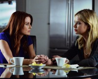 LAURA LEIGHTON, ASHLEY BENSON