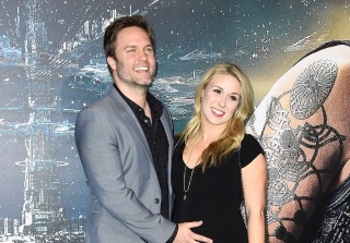 Hart of Dixie Star Scott Porter Welcomes First Baby (PIC)