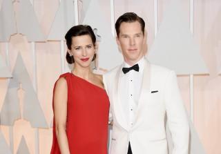 Pregnant Celebrities in 2016: Benedict Cumberbatch\'s Wife, Geri Horner & More