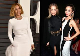 Oscars 2015 After Parties: Beyoncé and More Celebs Go Glam! (PHOTOS)