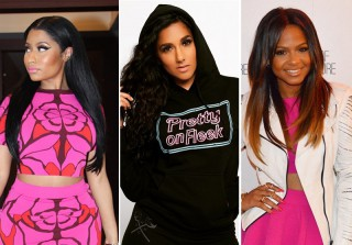 Nicki Minaj and Christina Milian Square Off Over \