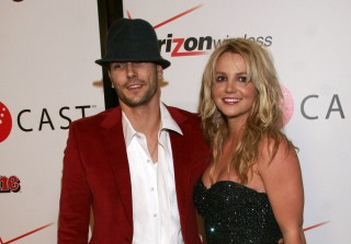 "Kevin Federline: Being Married to Britney Spears Is ""Overwhelming"""