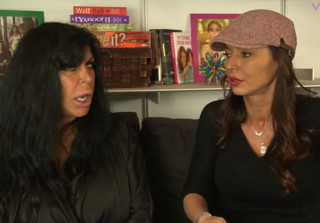 "Drita D\'Avanzo and Big Ang Tease Mob Wives Season 5 Reunion ""Ripfest"" (VIDEO)"
