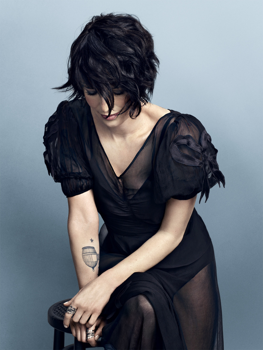 More Magazine November 2014 Issue: Game Of Thrones' Lena Headey Stuns On MORE Magazine Cover