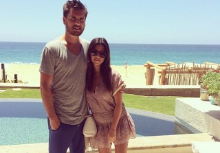 Kourtney Kardashian Posts Throwback Photo of Scott Disick