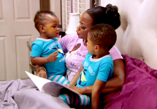 Phaedra Parks Sons Will Not See Apollo Nida in Prison, Per Expert Advice