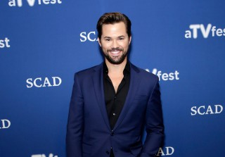 Will Andrew Rannells Sing on Girls in the Future? He Says…  — Exclusive