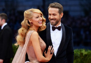 "Ryan Reynolds Finally Confirms Daughter\'s Name: ""It's James"""