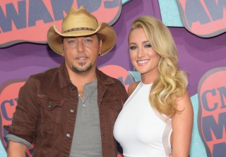 Jason Aldean and Brittany Kerr Are Married