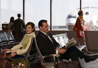 Mad Men Final Season Spoilers: A Surprising Blind Date, Red Wine Teases Death?