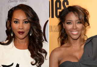Vivica A. Fox Claps Back at Kenya Moore For 'WWHL' Comments