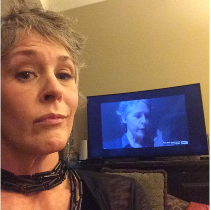 w630_Melissa-McBride-Shares-Photo-While-Live-Tweeting-Before-The-Walking-Dead-Season-5-1426691163