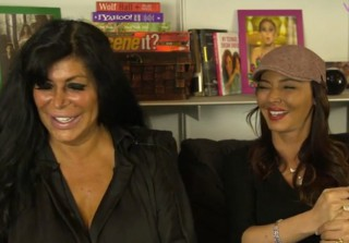 Drita D\'Avanzo and Big Ang on Cast Changes and Returning For Season 6 (VIDEO)