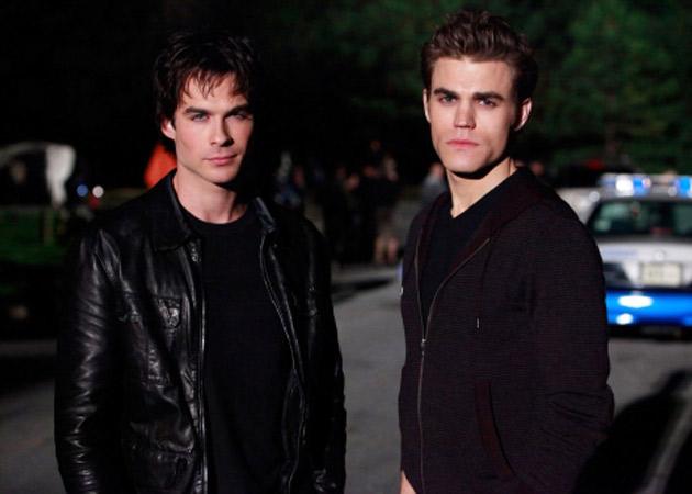 Stefan And Damon Salvatore Actors