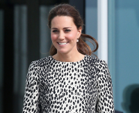 Kate Middleton, the Duchess Of Cambridge Visits Margate