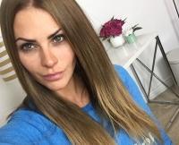 Michelle Money Takes a Selfie