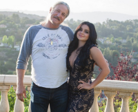 Modern Family Star Ariel Winter With Her Father, Glenn Workman, Before Her Prom in April 2015