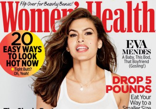 Eva Mendes Dishes on Motherhood and Daughter Esmeralda (PHOTO)