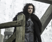 Jon Snow on Game of Thrones Season 5