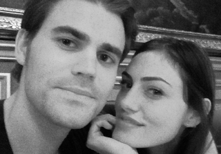 Phoebe Tonkin Declares Her Love For Paul Wesley (PHOTO)